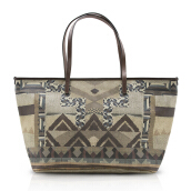 ETRO Shopping Tote Bag - Brown [153P1D088-2532]
