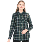GREENLIGHT Casual Basic Shirt - Black
