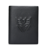 MEXICAN M314 Wallet Decepticons Black Color