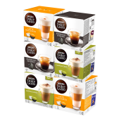 NESCAFE DOLCE GUSTO Kapsul Mixed - 6 Box