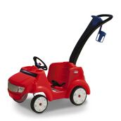 LITTLE TIKES Quiet Drive Buggy Red 640131