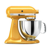 KITCHENAID Artisan Series 4.8 L - 5KSM150PSEYP Tilt-Head Stand Mixer/Yellow Papper