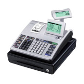Casio Cash Register Mesin Kasir SE-S400 - White