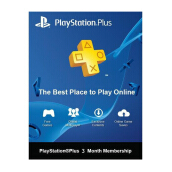SONY PlayStation Plus 3 Month Membership - Reg 3