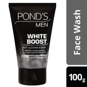 POND'S Men White Boost Facial Scrub 100g