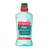 COLGATE Mouthwash Plax Fresh Mint 750ml