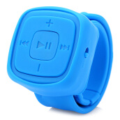 Mini Watch Type Portable Sport Micro Slot MP3 without Screen