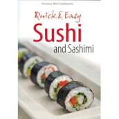 Mini Cookbooks - Quick & Easy Sushi and Sashimi - Susie Donald [Paperback] 9780794606794