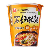 NONG SHIM Clay Pot Korean 70gr
