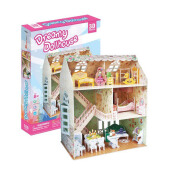 CUBICFUN Dreamy Dollhouse P645h