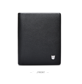 MEXICAN M3122 Wallet Decepticons Black Color