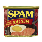 SPAM With Bacon 340g