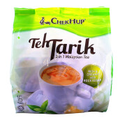 CHEK HUP 3 in 1 Malaysia Milk Tea Rich and Creamy 15 Sachet x 40g