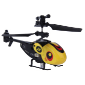 Light Weight Cool Mini Helicopter RC Micro Remote Control Transmitter