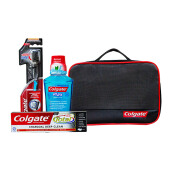 COLGATE Exclusive Package Free Pouch
