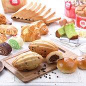 Breadlife Bakery Voucher Value 50,000 - ALL PRODUCT