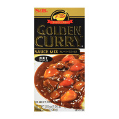 GOLDEN CURRY Sauce Mix Hot 100gr
