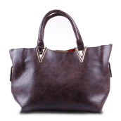 HUER Blaine Tote Bag - Brown [One Size]