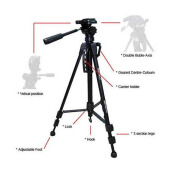 Excell Motto 2810 Tripod Black