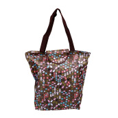 HK Shopping Bag Nature - Brown 39x37x13cm