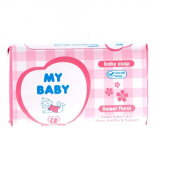 My Baby Bar Soap Sweet Floral 70gr