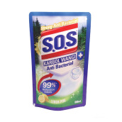 SOS Karbol Pouch Lemon Pine 99% 800 ml