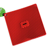 MAXIM TOOLS Pot Holder Silicone - Red - MTPHO