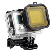 Underwater Scuba Diving Lens Filter Protective For GoPro Hero 4/3+ Camera
