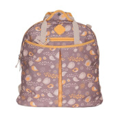 OKIEDOG Freckles Backpack YellowGrey Bird