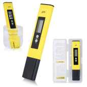 Excelvan Digital PH Meter Water Hydroponics Pen Tester Aquarium Pool Test