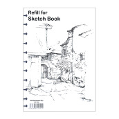 LYRA Refill Sketch Book A4 30 Sheets