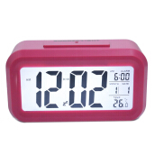 Digital Electronic Timer Calendar Temperature Alarm Clock