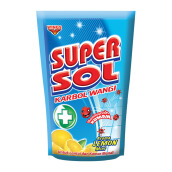 SUPERSOL Karbol Lemon Pouch 1.8 lt