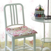 VINTAGE STORY Shabby ChairPad Light Pink