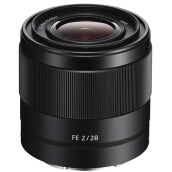 SONY SEL28F20 FE 28mm f/2 - Black