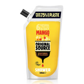 ORIGINAL SOURCE [NEW] Shower Mango Pouch 500 ml