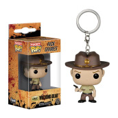 FUNKO Pocket Keychain Walking Dead - Rick Grimes 4451