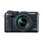 CANON EOS M6 Black Kit EF-M18-150mm