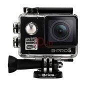 BRICA Action Cam Alpha Edition Mark 2 4Ks - Black