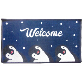 ARTSYs Keset Anti Slip Xmas Edition NEW 40x70 cm - Welcome&Blue Others