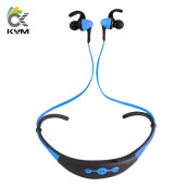 KYM BT54 Bluetooth Earphones with mic Sport Wireless Headset Running Headset Long Standby Time Neckband Portable earphone