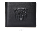 MEXICAN M313 Wallet Autobots Black Color