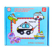 ABCD Waterdoodle Card Transport WDC002