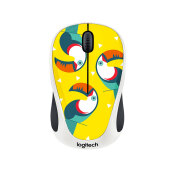 LOGITECH Wireless Mouse M238 Party Collection - Toucan