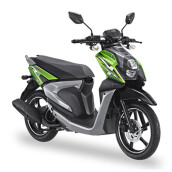 YAMAHA All New X-RIDE Blue Core 125