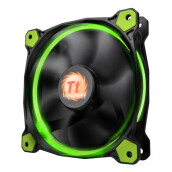 THERMALTAKE RIING 12 LED FAN / LED GREEN