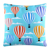 LITTLE STAR Cushion - Hot Air Balloon