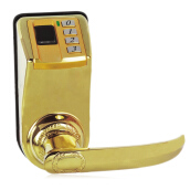 DIY - 3398 Fingerprint Door Lock Weather Proof Digital Keyless Function