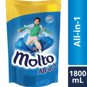 MOLTO All in 1 Blue Refill 1800ml