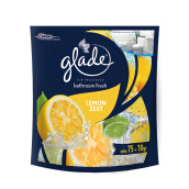 GLADE Bathroom Lemon Zest Refill 75gr